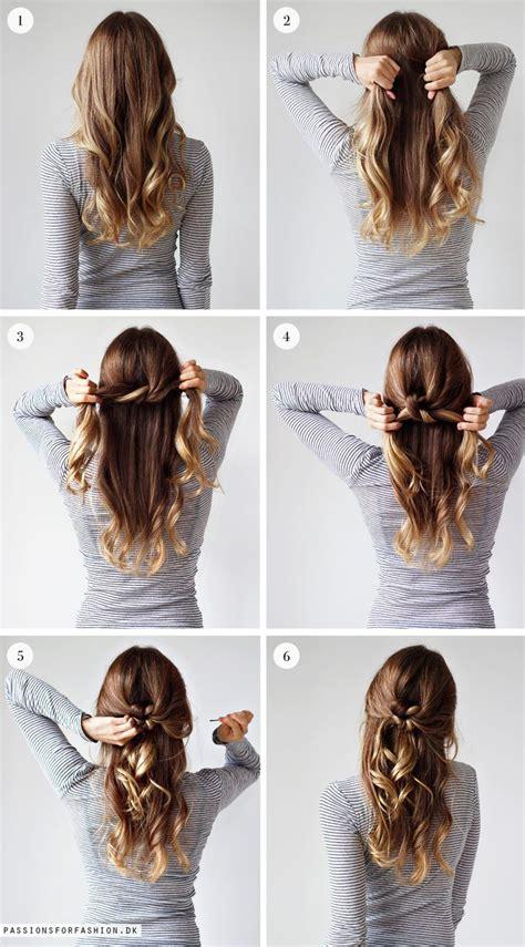 tied    hair   hair styles hair long