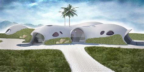 decorative caribbean homes designs from airports to hobbit style