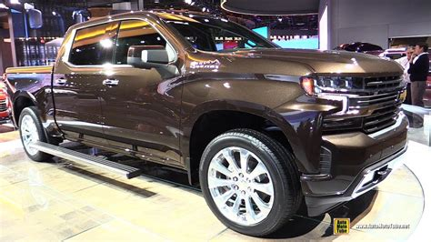 2019 Chevrolet High Country Price by 2019 Chevrolet Silverado High Country Exterior And