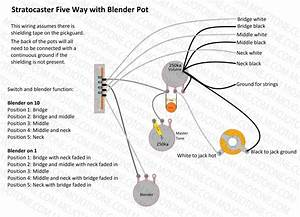 Stratocaster Blender Wiring Diagram