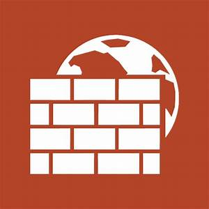 Firewall  Windows Icon