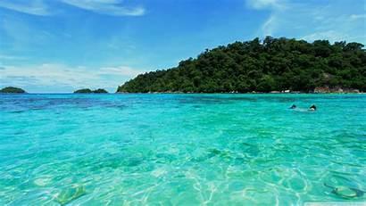 Sea Desktop Wallpapers Travel Pixelstalk Tailandia Islas