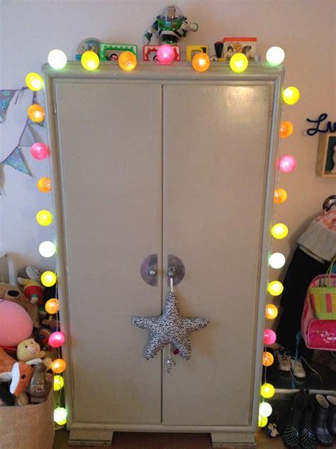 guirlande lumineuse d馗o chambre deco chambre de fille 5 guirlande lumineuse de d233coration evtod