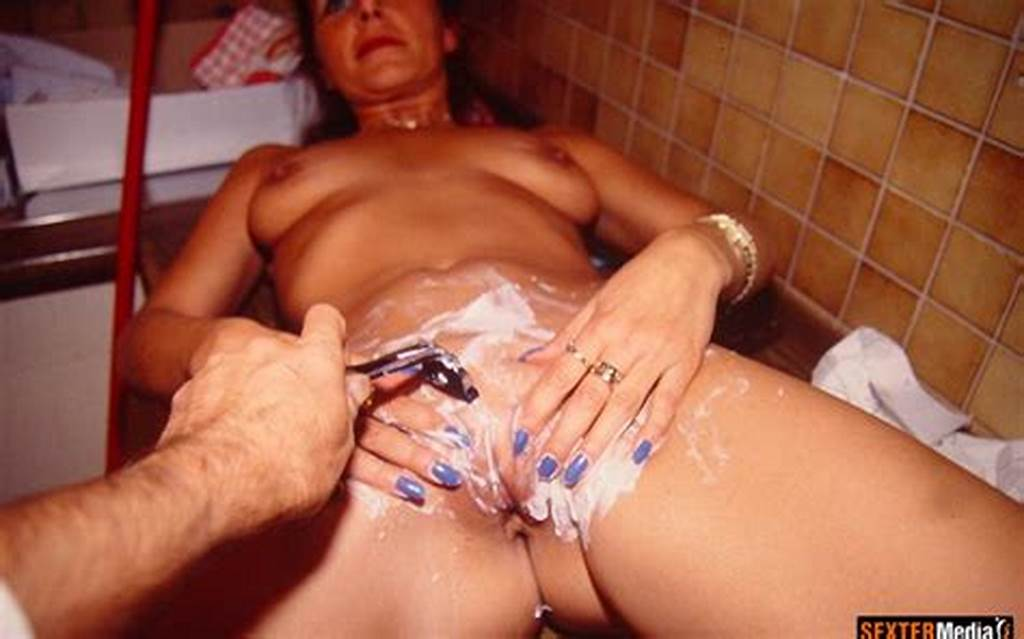 #Shaving #The #Maid