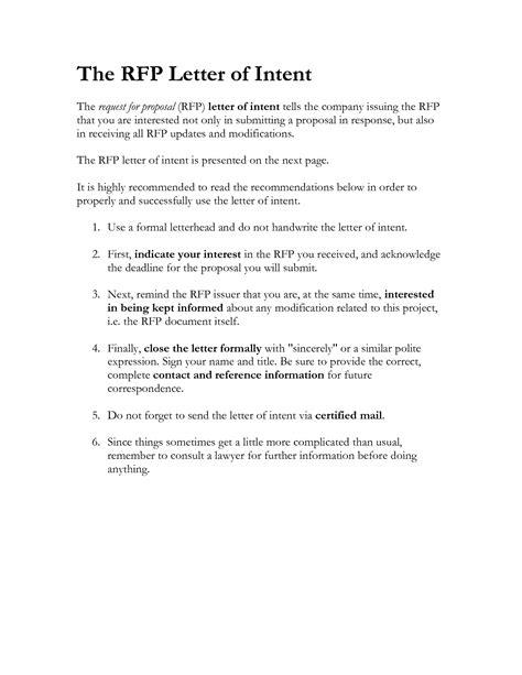 sample proposal letter  interest sample