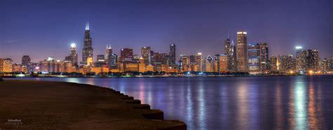 Panorama - Chicago skyline! by Ankur Puri - Photo 44262348 ...