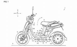 Yamaha Files Patents For Leaning Three
