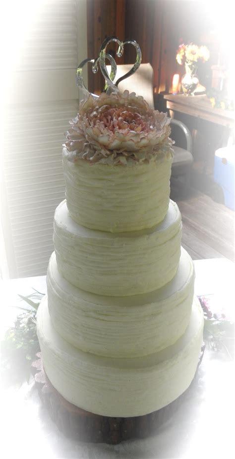 shabby chic wedding cake sweet t s cake design shabby chic peony rustic wedding cake