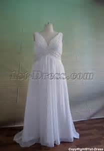 plus size maternity wedding dresses plus size v neckline maternity wedding dress 5049 1st dress