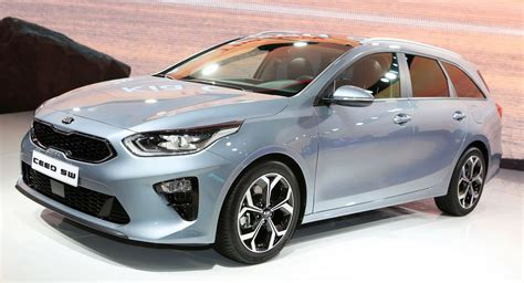 2019 Kia Ceed Sportswagon Is More Mature, Has Α Βigger