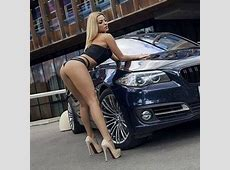 BMW and Beautiful Sexy Girl Home Facebook