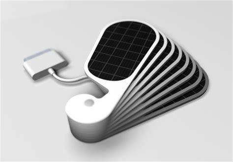 solar chargers for iphone ipetals solar charger for your iphone future tech