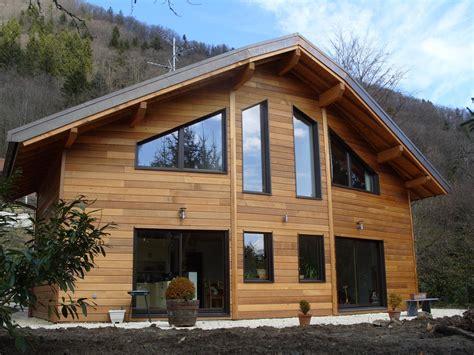 maison de bois prix stunning maison bois annecy charpentier with prix maison bois