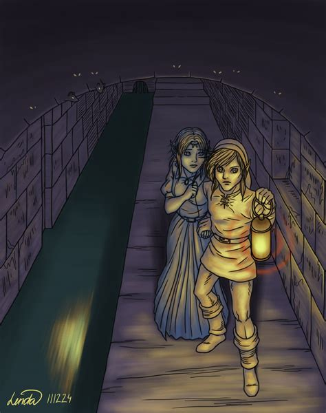 Link To The Past By Gehenna Angel On Deviantart