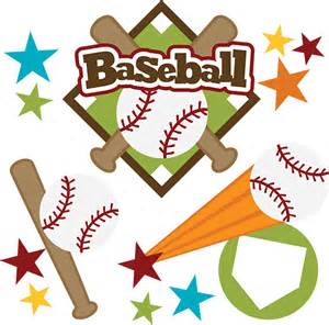 Baseball SVG Files for Scrapbooking
