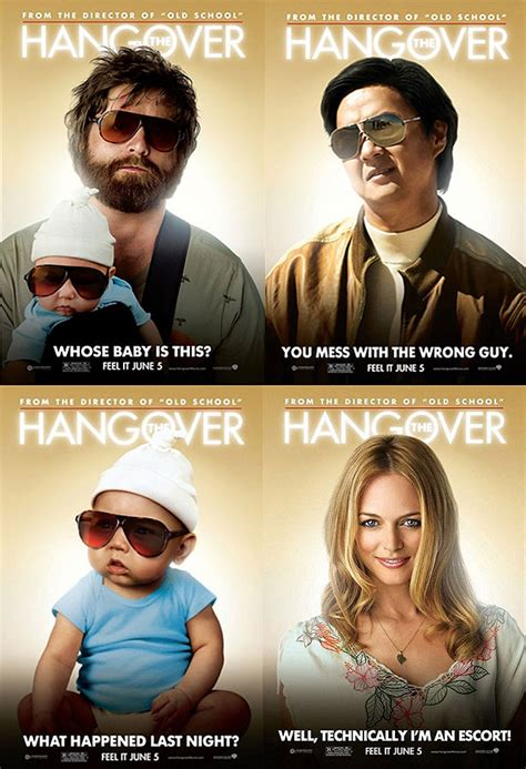 the hangover poster customize template 7 elements of a great movie poster design webdesigner depot