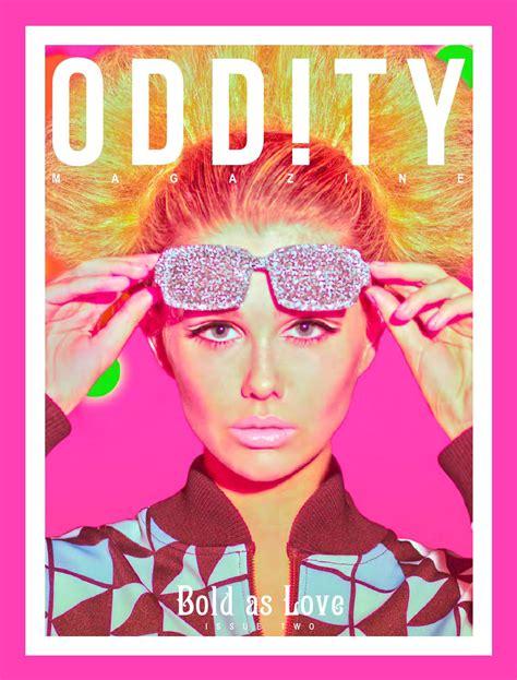 issu magazine oddity magazine issue two by oddity magazine issuu