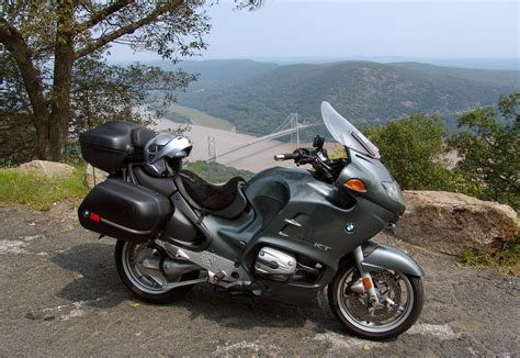 2004 Bmw R1150rt Titanium Grey Image