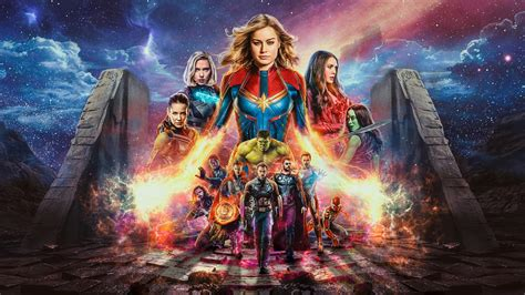 Endgame, Avengers 4, Hd, Movies, #16872