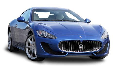 blue maserati blue maserati granturismo sport duo car png image pngpix