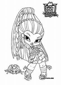 Monster High Kostüme Für Kinder : ausmalbilder f r kinder nefera de nile ~ Frokenaadalensverden.com Haus und Dekorationen