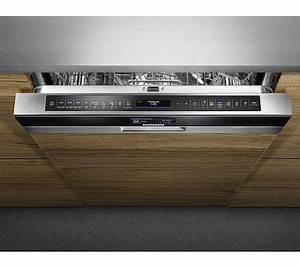 Lave Vaisselle Haut De Gamme : siemens la gamme intelligente iq700 comporte aussi un ~ Premium-room.com Idées de Décoration