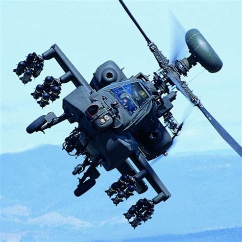 Top 10 Attack Helicopters