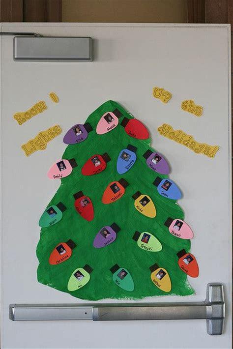 christmas door bulletin boards door displays posters