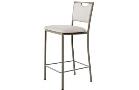 chaise plan de travail hauteur chaise bar cuisine en image
