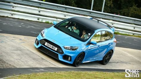 Focus Rs Nurburgring Time by Taking The New Focus Rs To The Nurburgring Shifting Lanes
