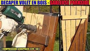 Decaper Volet Bois Lasure : astuces de bricolage jardinage maison lidl aldi parkside powerfix ~ Nature-et-papiers.com Idées de Décoration