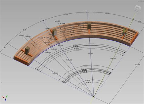 woodwork curved bench diy pdf plans