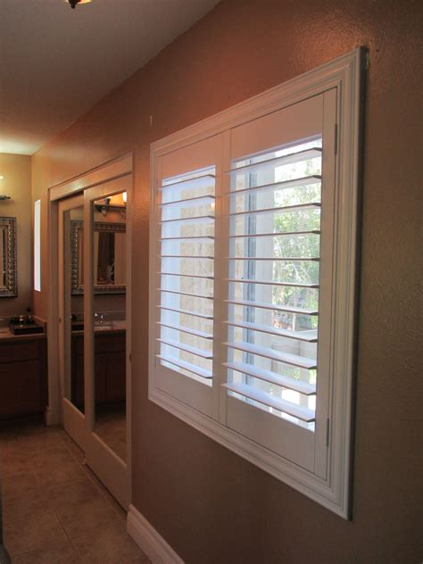 Interior Plantation Shutters by Interior Plantation Shutters By Classic Home Improvement