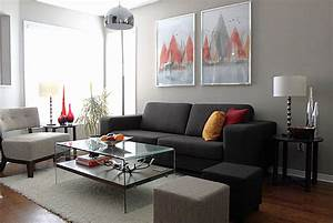 Paint ideas for living room with black furniture living for Wonderful ways to have grey room ideas