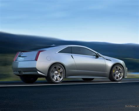 Cadillac Cts Coupe Concept by Cadillac Cts Coupe Concept 1280x1024