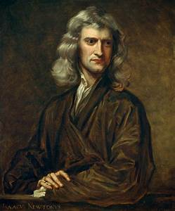Sir Isaac Newton - Anonym, Haarlem as art print or hand ...