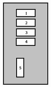 Peugeot 407  2005  - Fuse Box Diagram