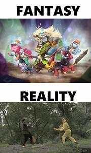 Fantasy vs Reality   Expectation vs. Reality   Know Your Meme