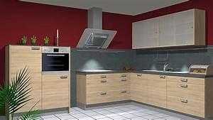 Moderne Küchen L Form : h cker musterk che moderne k che in l form ausstellungsk che in bad segeberg von k chen am kalkberg ~ Sanjose-hotels-ca.com Haus und Dekorationen