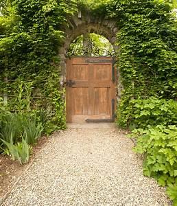 Kleiner Gartenzaun Holz : 26 gartentor designs die den eintritt in den garten ~ Articles-book.com Haus und Dekorationen