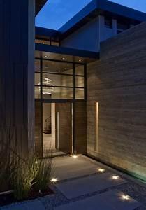 15 Irresistible Contemporary Entrance Designs You Won U0026 39 T