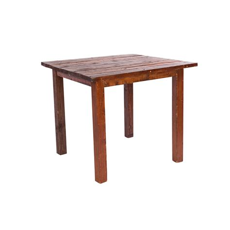 Table Or Table by 2 X4 Mahogany Sweetheart Table A Chair Affair Inc