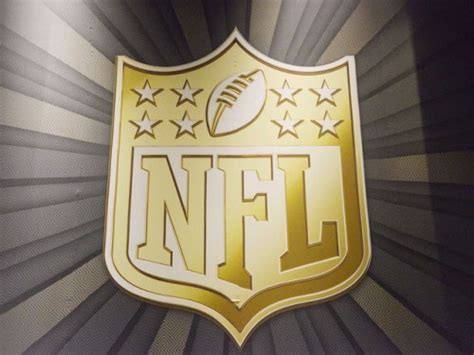 Photos Nfl Unveils Gold Logos To Celebrate Super Bowls