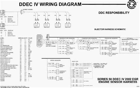 Detroit Series Ecm Wiring Diagram Fuse Box