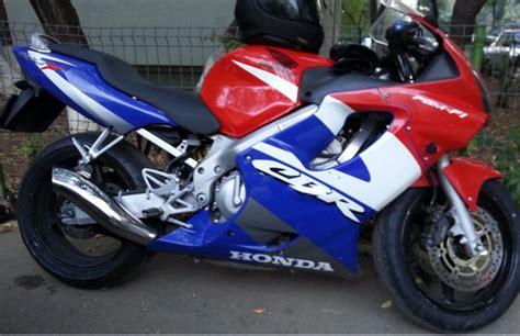 Stolen Honda Cbr 600 F4i