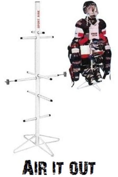 hockey drying rack how to stop hockey equipment from stinking a guide to get