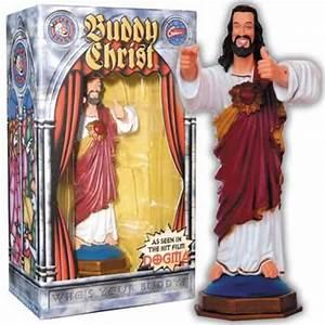 Buddy Christ Dashboard Figure Dogma Kevin Smith Movie ...