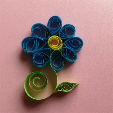 the gallery for gt quilling flowers designs