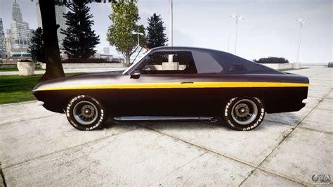 Opel Manta A by Opel Manta A Black Magic Pour Gta 4