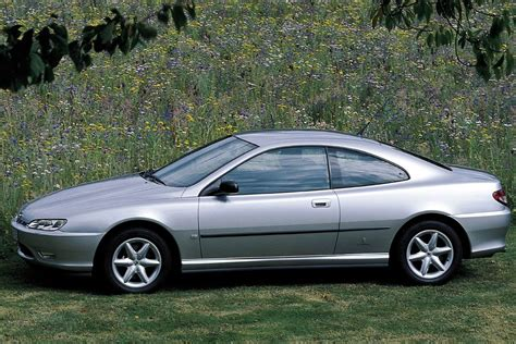 Peugeot 406 Coupe by Peugeot 406 Coup 233 Image 7